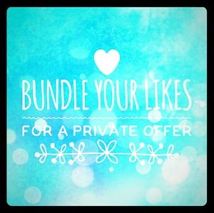 Other - 💖💖Private Offers💖💖